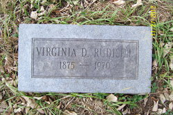 Virginia D. Rudisill