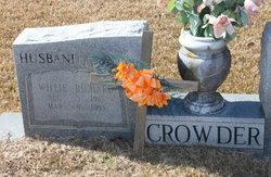 Willie Richard Crowder