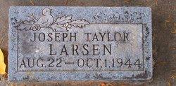 Joseph Taylor Larsen