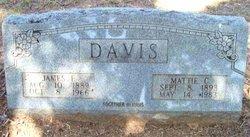 Mattie C. Davis