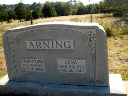 Lena <I>Heckman</I> Arning