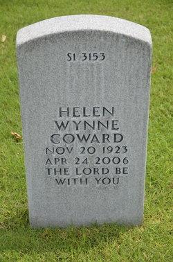 Helen H <I>Wynne</I> Coward