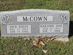Jack Edens McCown