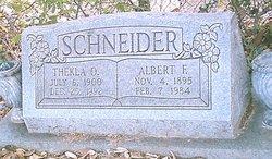 Albert Ferdinand Schneider