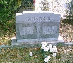 Ida <I>Zercher</I> Schneider