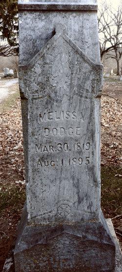 Melissa <I>Dodge</I> Cleveland