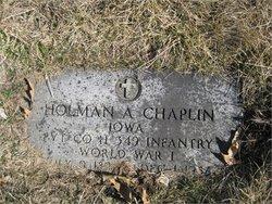 Holman Artie Chaplin