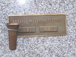 Lucille Melinda Cicero