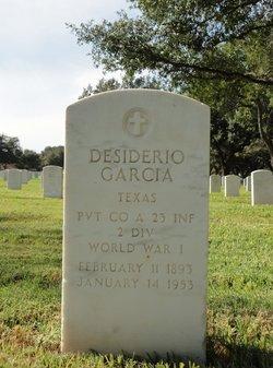Desiderio Garcia