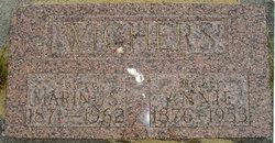 "Antje ""Annie"" <I>Rosendale</I> Wichers"