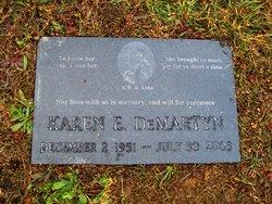Karen E DeMartyn