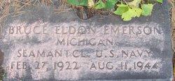 Bruce Eldon Emerson