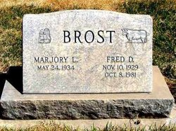 Fred D. Brost