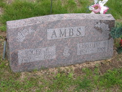 Christine M. Ambs