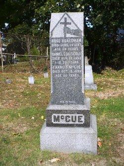 "Francis ""Frank"" McCue"