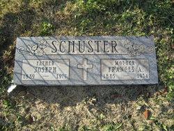 Frances A. <I>Beck</I> Schuster