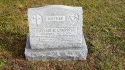 Phyllis K. <I>Horner</I> Campbell