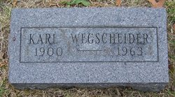 Karl Wegscheider