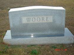 Mattie Alberta <I>Cox</I> Moore