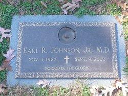 Dr Earl R Johnson, Jr