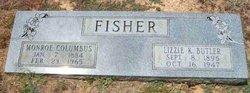 """Elizabeth K. """"Lizzie"""" <I>Butler</I> Fisher"""