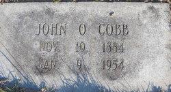 John O. Cobb