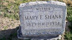 Mary Ellen <I>Griscel</I> Shank