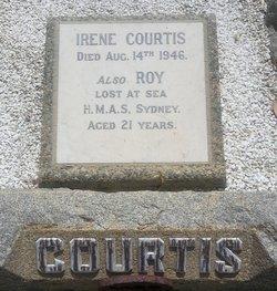 Irene <I>Collier</I> Courtis