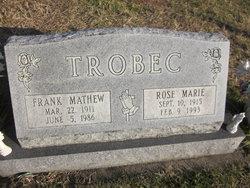Frank Matthew Trobec