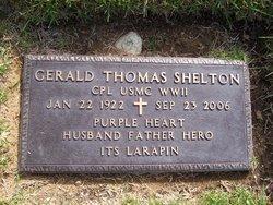 Gerald Thomas Shelton