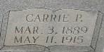 Carrie Essie <I>Phillips</I> Bagwell