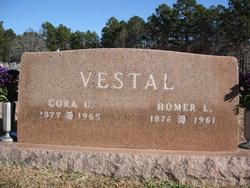 Cora C. <I>Saint</I> Vestal