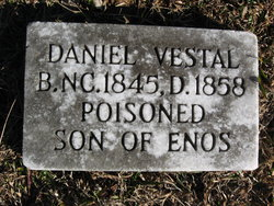 Daniel Vestal