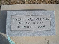 Donald Ray McGaha