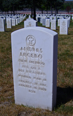 PFC Andres Lucero