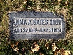 Emma Adelaide <I>Gates</I> Snow