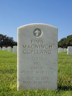 Finis MacNinch Copeland
