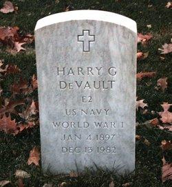 Harry G DeVault
