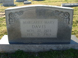 Margaret Mary Davis