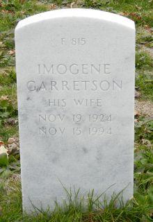 Imogene Garretson