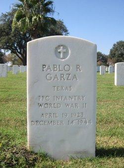 Pablo R Garza