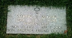MSGT Steven Lee Moser
