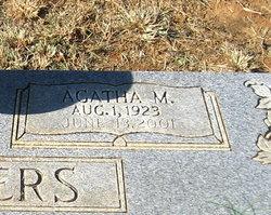 Agatha Mary <I>Kempen</I> Saunders