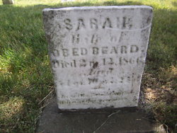 Sarah <I>Mills</I> Beard