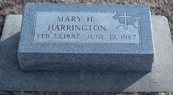 Mary H <I>Cunningham</I> Olson