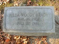Hilda <I>Woody</I> Brady