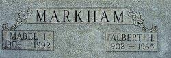 Mabel I <I>Orr</I> Markham