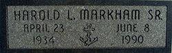 Harold L Markham, Sr