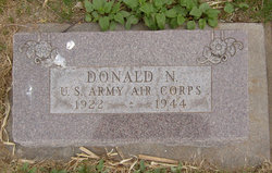 Donald N Johnson