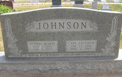 Jennie Marie Johnson